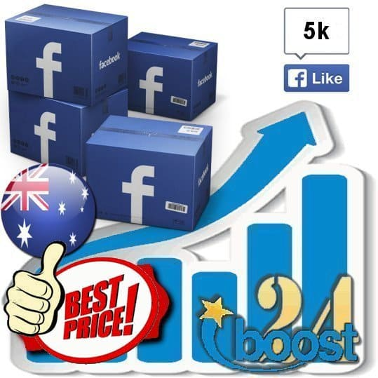 Buy 5000 Facebook Likes / Fans