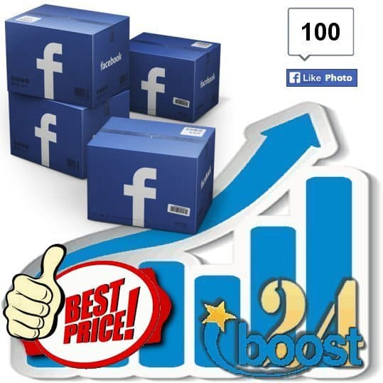 Buy 100 Facebook Photo Likes