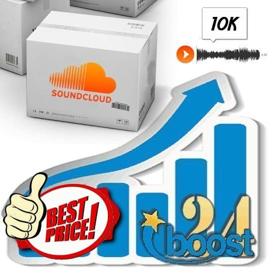 Buy 10.000 Soundcloud Plays