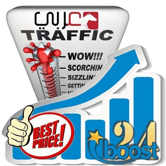 Buy Araby Web Traffic