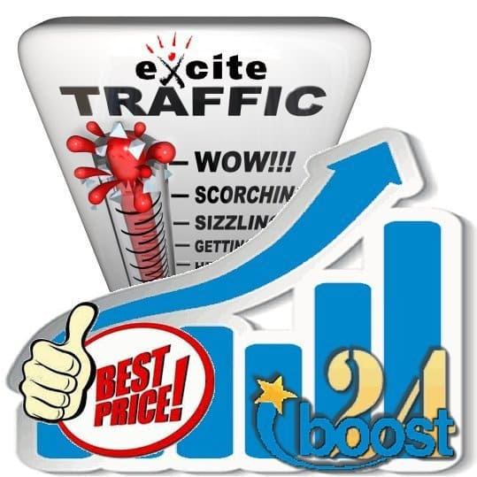 Buy Excite Web Traffic