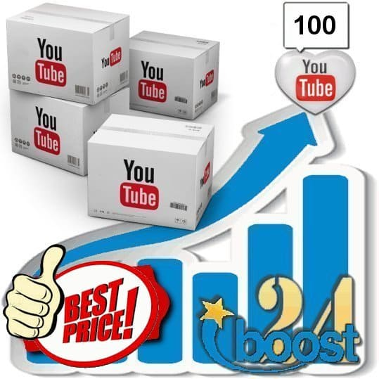 Buy 100 Youtube Favorites