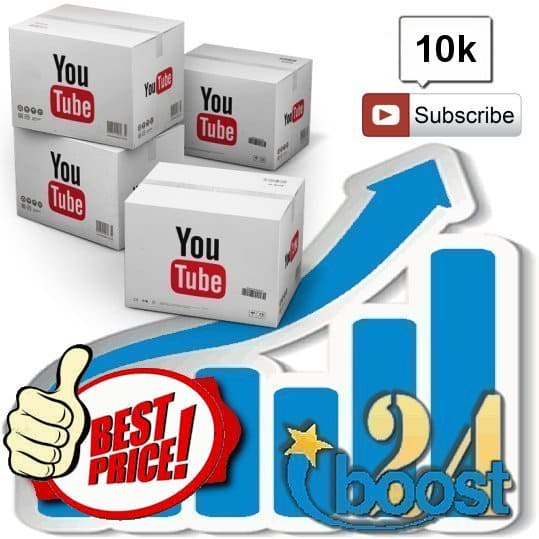 Buy 10.000 Youtube Subscribers