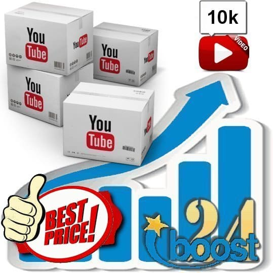 Buy 10.000 Youtube Views