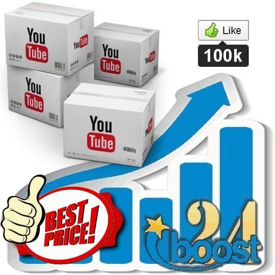 Buy 100.000 Youtube Likes